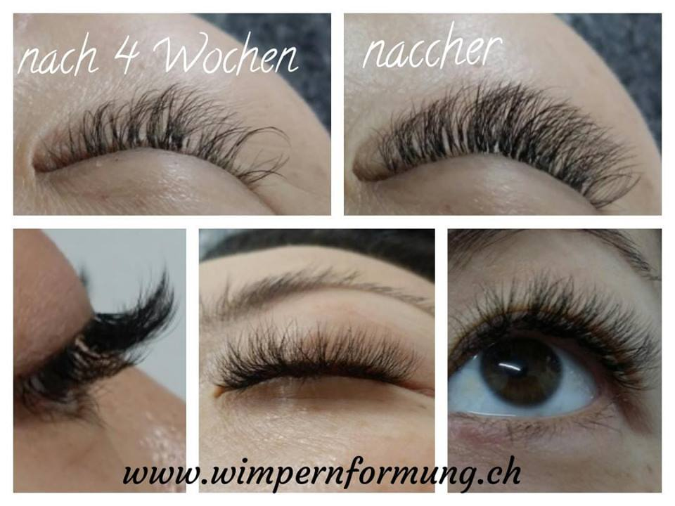 Wimpernextensions